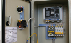 Защитная станция Каскад для управления погружным насосом ЭЦВ