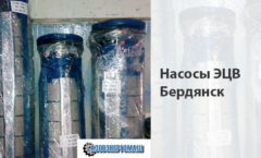 Насос ЭЦВ Азовэнергомаш
