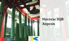 Насосы ЭЦВ Херсон