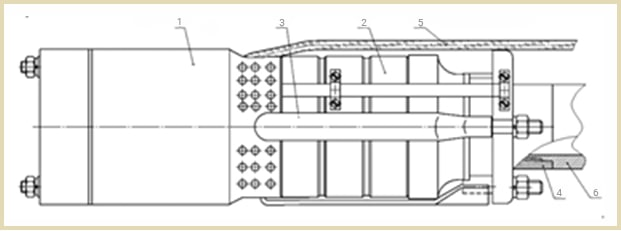 Конструкция насоса ЭЦВ